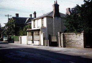13 Shortmead Street 1957