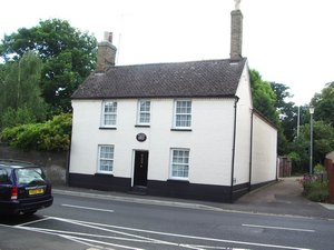 23 Shortmead Street & Dark Lane Dew Cottage