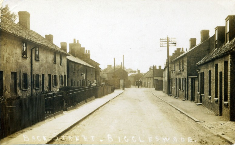 Back Street 1910