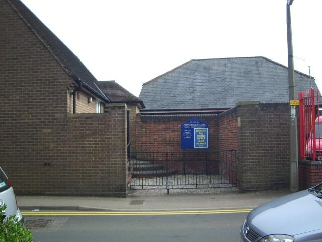 new Providence Baptist Chapel 2015