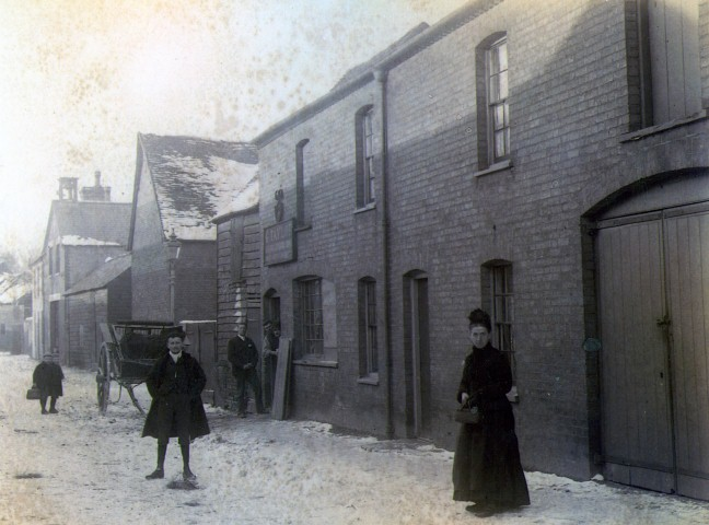Back Lane now Church Street 1891 a.jpg