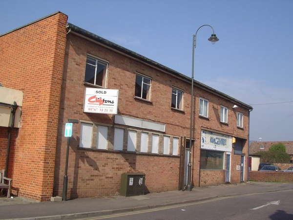 Church Street 15 Apr 09 Building now demolished.jpg