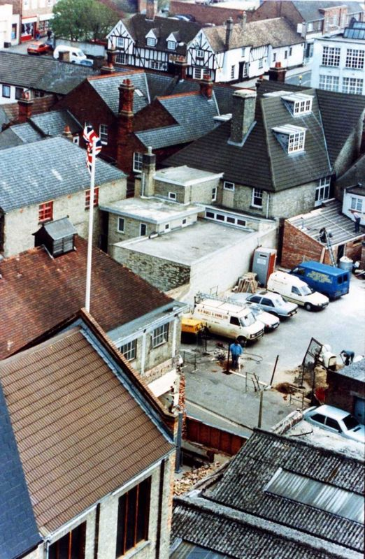 View from Water Tower 1989.jpg