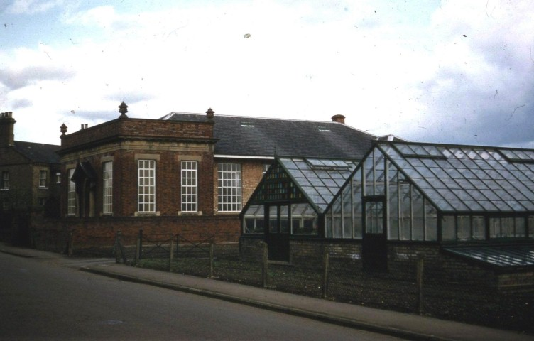 Skipps Greenhouses 1957