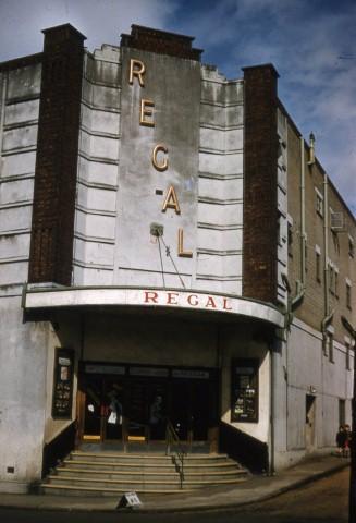 Regal cinema 1957