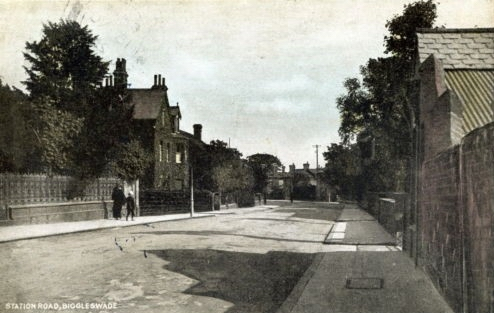 Station Road 1925