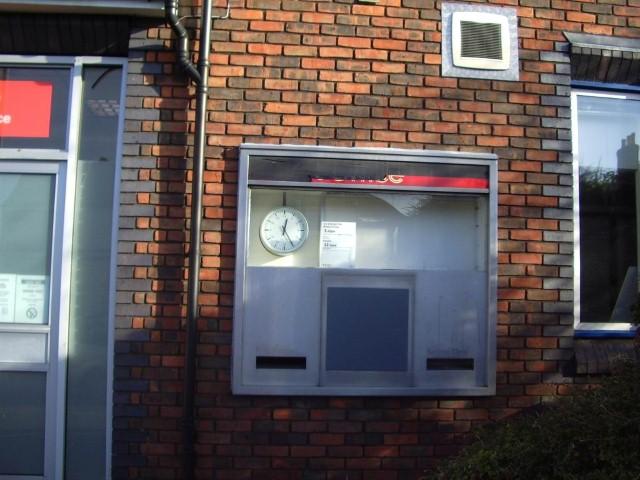 Postal Sorting 2010