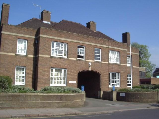 Police Station 2009