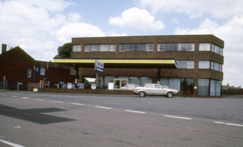 Petrol Station 1980