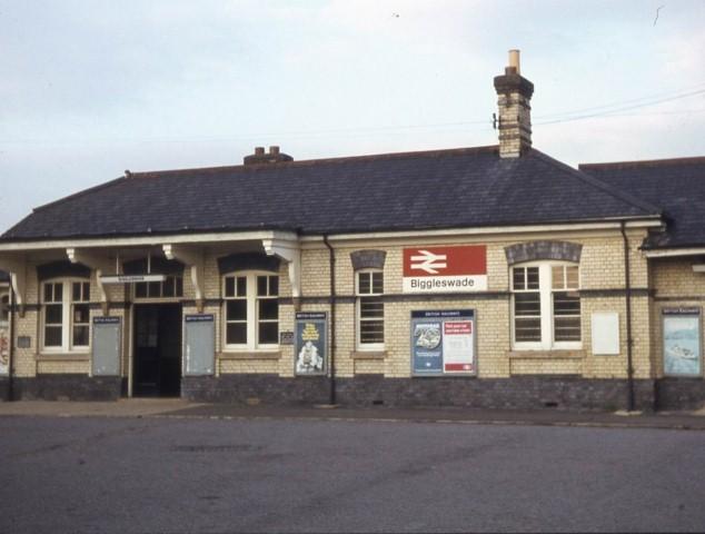 Railway Station 1979