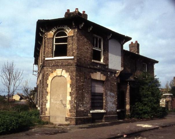 George Hotel demolition