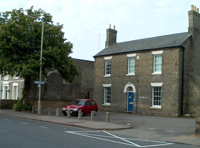 Old Police Station 2003