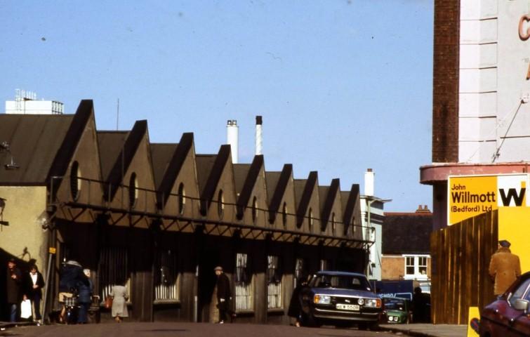 Station Road 1957
