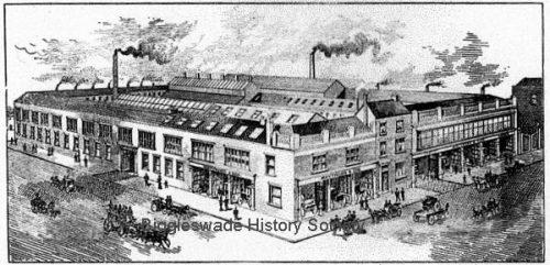 Maythorn Building